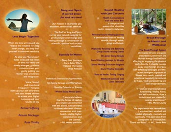 Brochure Spread