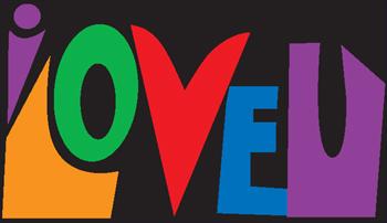I Love U Logo