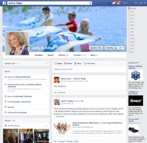 FacebookProfile