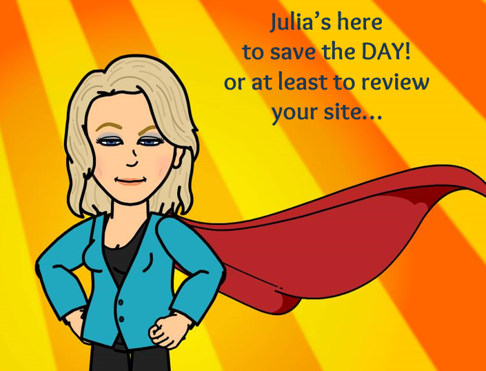 Julia-Website-Review-Cape-Cartoon