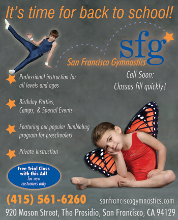 SFG Back to School