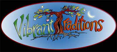 Vibrant Traditions Logo
