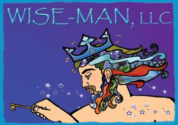Wise Man, LLC Logo