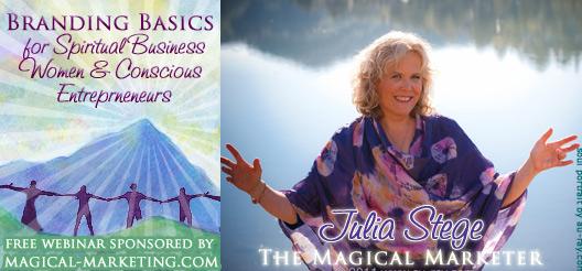 Online Training: Branding Basics for Spiritual Business Women and Conscious Entrepreneurs
