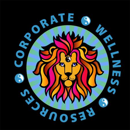 Corporate Wellness Resources Logo Design