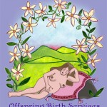 Offspring Birth Services Logo and Home Page Design