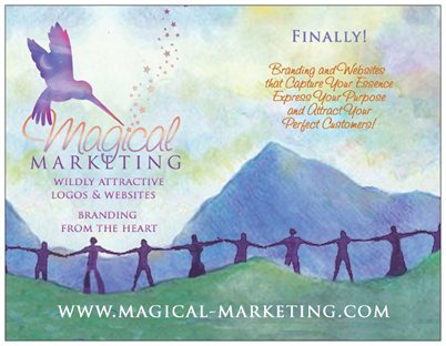 Infusing Your Marketing with the Law of Attraction