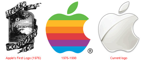 Even the most popular brands change when it's time. For instance the Apple logo has changed radically from its inception.