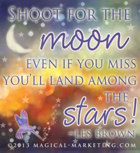 shoot_for_the_moon_quote_art