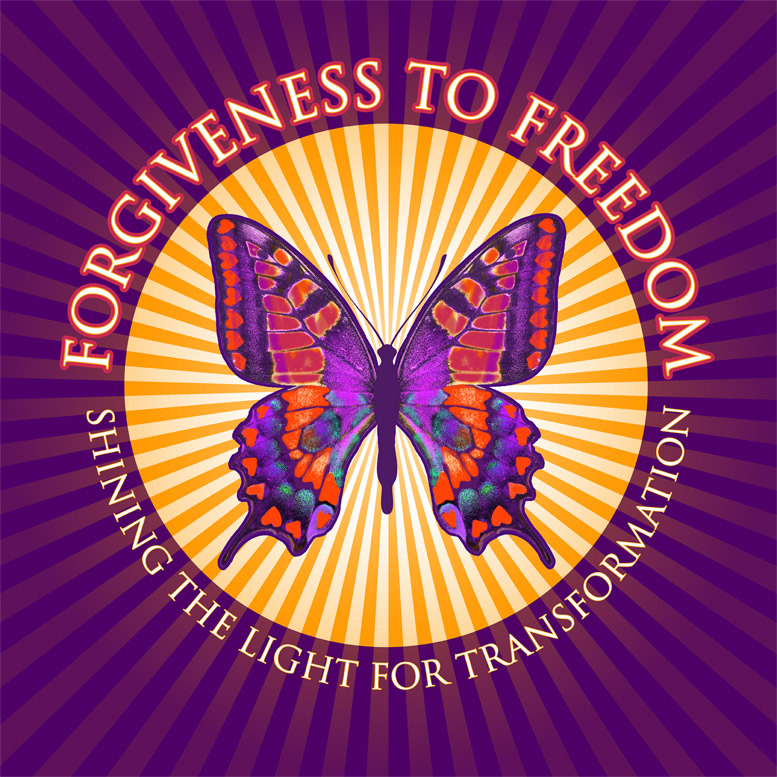Brand and Logo Design for Forgiveness to Freedom by Julia Stege of Magical Marketing