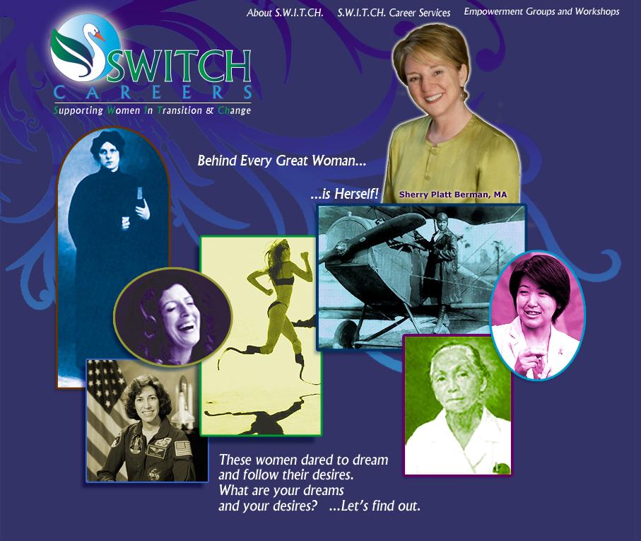 Magical Marketing Spiritual Business Website and Logo Design Showcase