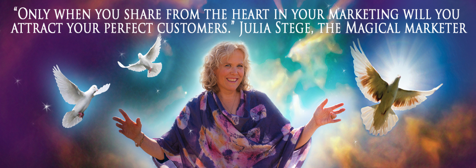 Julia Stege the Magical Marketer