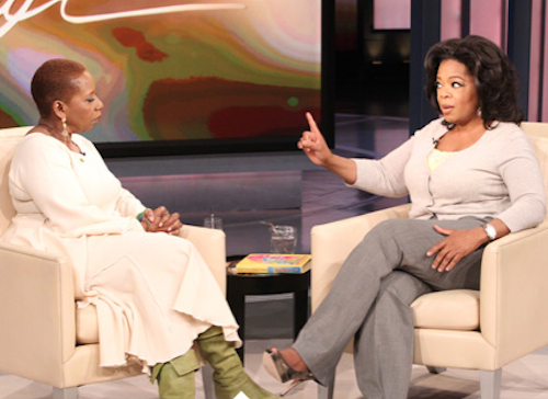 How I Helped Iyanla Attract Oprah