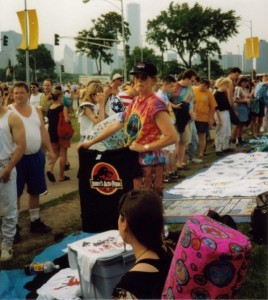 Julia Dead Lot Chicago 1993