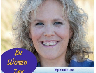 Biz Women Talk Podcast with Julia Stege, the Magical Marketer and Julie Foucht of Kick Ass Biz Coaching