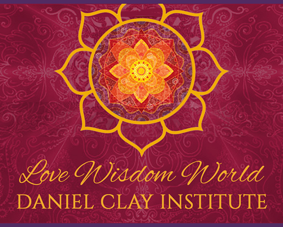 logo for Love Wisdom World by Julia Stege of Magical Marketing