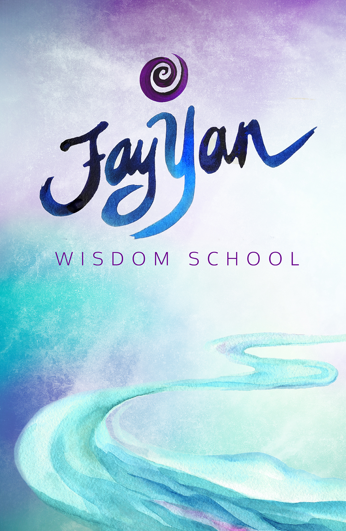 Fay Yan Wisdom School Logo by Julia Stege the Magical Marketer