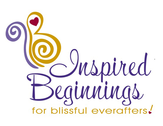 logo for Inspired Beginnings by Julia Stege of Magical Marketing