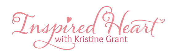 logo for Kristine Grant by Julia Stege of Magical Marketing