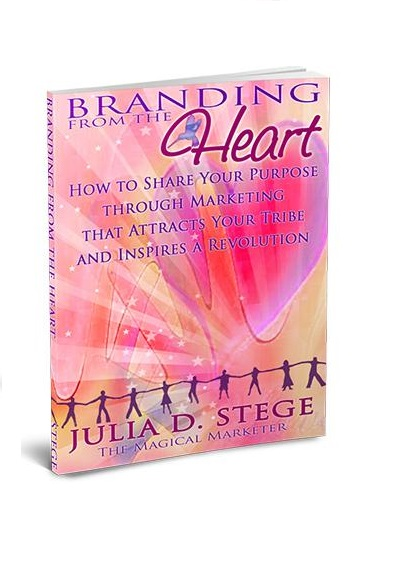 Branding from the Heart Book Cover 3d
