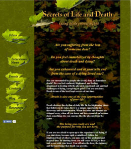 Secrets of Life and Death Before Website