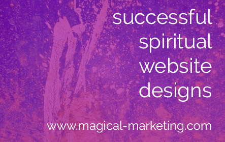 Successful Spiritual Website Designs Title