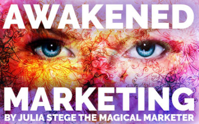 Awakened Marketing Fosters Consciousness