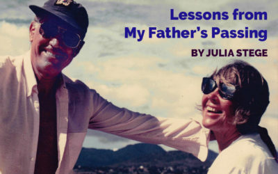 Lessons from My Father's Passing